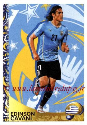 Panini Copa America Centenario USA 2016 Stickers - N° 427 - Edinson CAVANI (Uruguay) (En action)