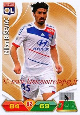 N° 114 - Milan BISEVAC (2011-12, PSG > 2012-13, Lyon)