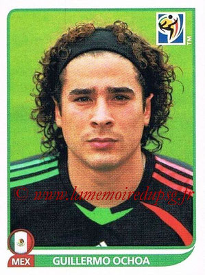 2010 - Panini FIFA World Cup South Africa Stickers - N° 051 - Guillermo OCHOA (Méxique)