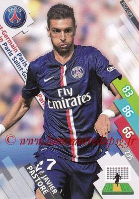 N° 340 - PSG-UP1 - Javier PASTORE