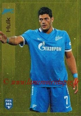 2015-16 - Panini FIFA 365 Stickers - N° 749 - HULK (FC Zenit)