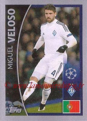 2015-16 - Topps UEFA Champions League Stickers - N° 445 - Miguel VELOSO (FC Dynamo Kiev)