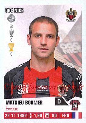 N° 291 - Mathieu BODMER (2013-13, PSG > 2013-14, Nice)