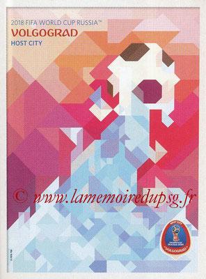 2018 - Panini FIFA World Cup Russia Stickers - N° 026 - Volgograd