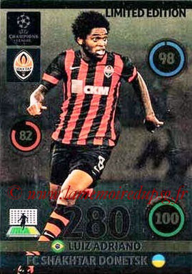 2014-15 - Adrenalyn XL champions League Update edition N° LEU-LA - Luiz ADRIANO (FC Shakhtar DONETSK) (Limited Edition)