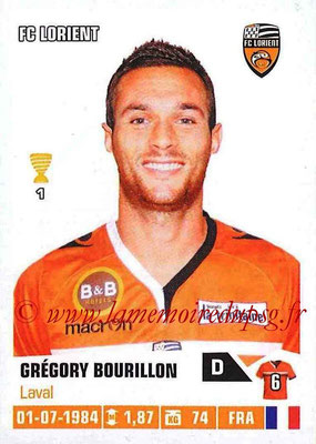 N° 149 - Grégory BOURILLON (2007-10, PSG > 2013-14, Lorient)