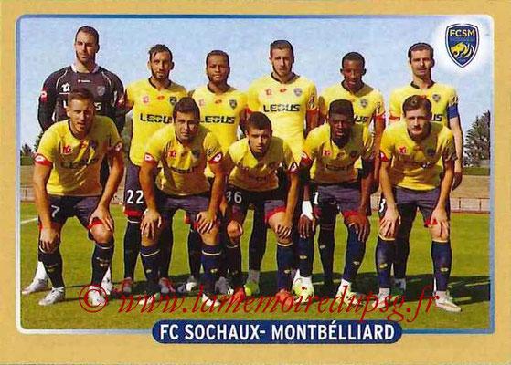 2015-16 - Panini Ligue 1 Stickers - N° 516 - Equipe FC Sochaux-Montbélliard