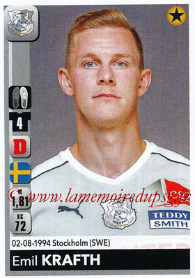 2018-19 - Panini Ligue 1 Stickers - N° 007 - Emil KRAFTH (Amiens)
