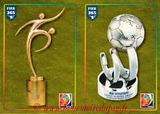 2015-16 - Panini FIFA 365 Stickers - N° 065 - FIFA Fair Play Award + Hyundai Young Player Award (FIFA Women's World Cup)