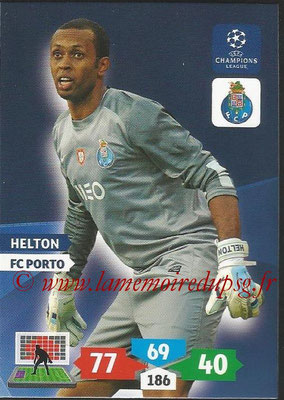 2013-14 - Adrenalyn XL champions League N° 217 - HELTON (FC Porto)