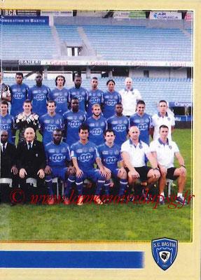 2014-15 - Panini Ligue 1 Stickers - N° 003 - Équipe SC Bastia