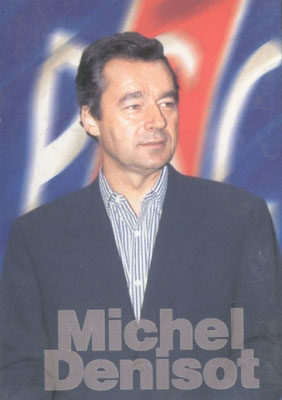 N° 003 - Michel DENISOT (Recto)