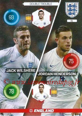 Panini England 2016 Adrenalyn XL - N° 081