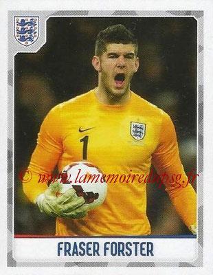 Panini England 2016 - N° 006