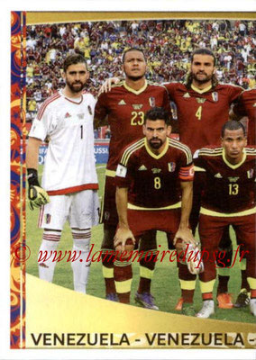 Panini Copa America Centenario USA 2016 Stickers - N° 279 - Equipe Venezuela1