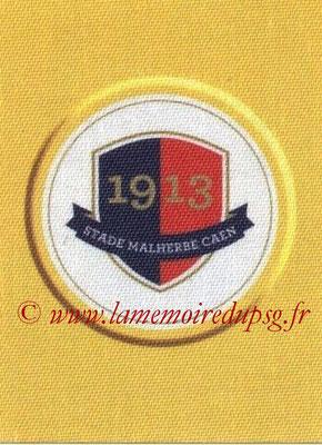 2014-15 - Panini Ligue 1 Stickers - N° 049 - Ecusson SM Caen