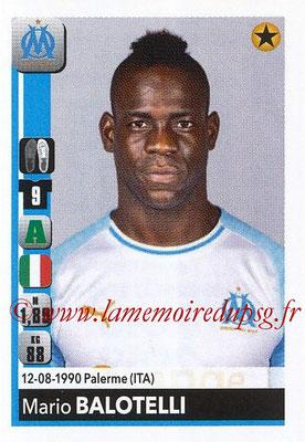 2018-19 - Panini Ligue 1 Stickers - N° T15 - Mario BALOTELLI (Marseille) (Transfert)