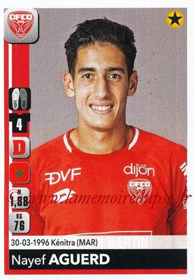 2018-19 - Panini Ligue 1 Stickers - N° 103 - Nayef AGUERD (Dijon)