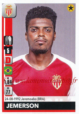 2018-19 - Panini Ligue 1 Stickers - N° 232 - JEMERSON (Monaco)