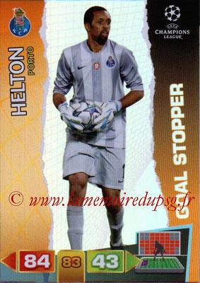 2011-12 - Panini Champions League Cards - N° 292 - HELTON (FC Porto) (Goal Stopper)