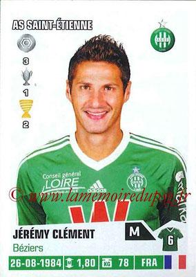 N° 396 - Jérémy CLEMENT (2007-11, PSG > 2013-14, Saint-Etienne)