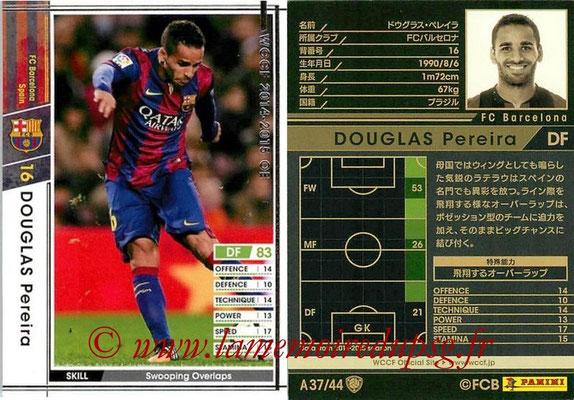 2013-14 - WCCF - N° A37 - DOUGLAS Pereira (FC Barcelone)
