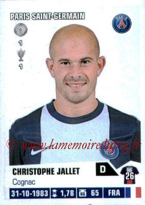 N° 317 - Christophe JALLET
