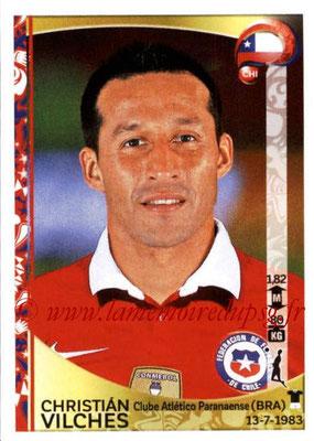 Panini Copa America Centenario USA 2016 Stickers - N° 333 - Christian VILCHES (Chili)