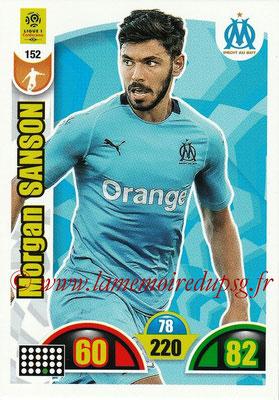 2018-19 - Panini Adrenalyn XL Ligue 1 - N° 152 - Morgan SANSON (Marseille)