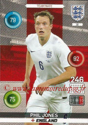 Panini England 2016 Adrenalyn XL - N° 016