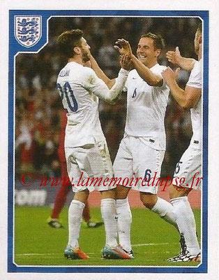 Panini England 2016 - N° 135