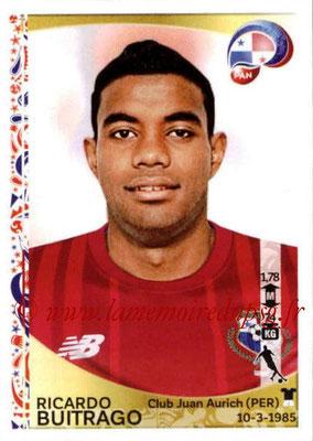 Panini Copa America Centenario USA 2016 Stickers - N° 362 - Ricardo BUITRAGO (Panama)
