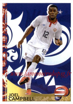 Panini Copa America Centenario USA 2016 Stickers - N° 412 - Joel CAMPBELL (Costa Rica) (En action)