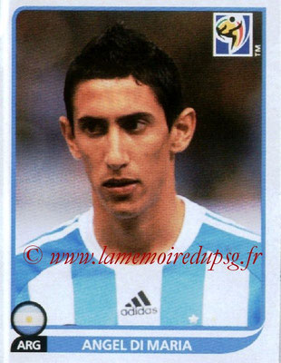 N° 119 - Angel DI MARIA (2010, Argentine > 2015-??, PSG)