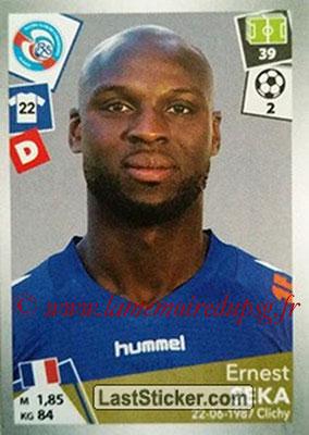 2017-18 - Panini Ligue 1 Stickers - N° 449 - Ernest SEKA (Strasbourg)
