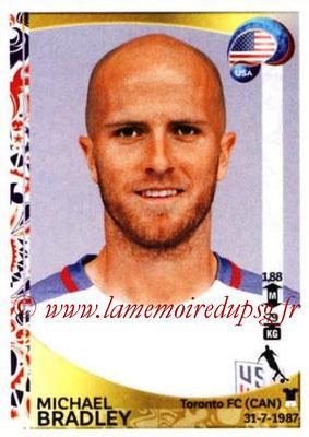 Panini Copa America Centenario USA 2016 Stickers - N° 030 - Michael BRADLEY (USA)