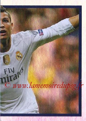 2015-16 - Topps UEFA Champions League Stickers - N° 617 - Cristiano Ronaldo (puzzle 2) (UEFA Champions League Most Goals)