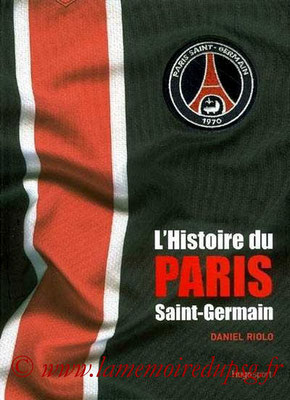 2006-09-15 - L'histoire du Paris Saint-Germain (Hugo Sport, 210 pages)