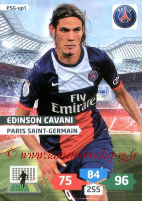 N° PSG-UP1 - Edison CAVANI (Set mercato)