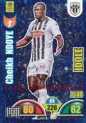 2018-19 - Panini Adrenalyn XL Ligue 1 - N° 510 - Cheikh NDOYE (Angers) (Idole Plus)