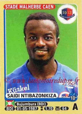 2015-16 - Panini Ligue 1 Stickers - N° 118 - Saidi NTIBAZONKIZA (SM Caen)