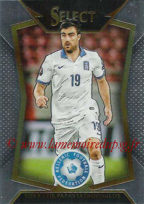 2015 - Panini Select Soccer - N° 057 - Sokratis PAPASTATHOPOULOS (Grèce)