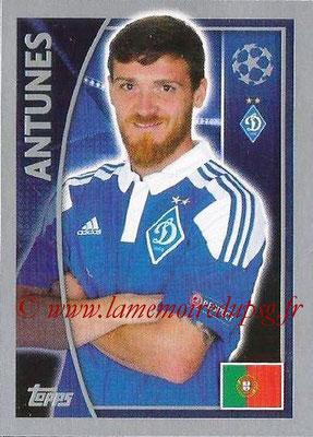 2015-16 - Topps UEFA Champions League Stickers - N° 484 - ANTUNES (FC Dynamo Kiev)