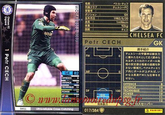 2012-13 - WCCF - N° 017 - Petr CECH (Chelsea FC)