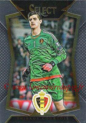 2015 - Panini Select Soccer - N° 083 - Thibaut COURTOIS (Belgique)