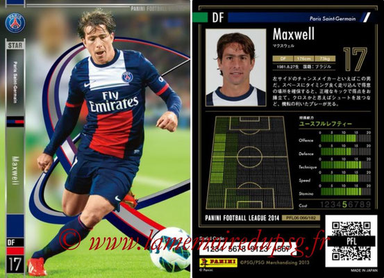 N° 066 - MAXWELL