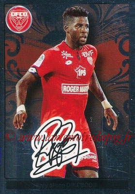 2017-18 - Panini Ligue 1 Stickers - N° 129 - Papy Mison DJILOBODJI (Dijon) (Top Recrue)