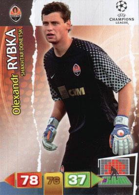 2011-12 - Panini Champions League Cards - N° 238 - Olesandr RYBKA (Shakhtar Donetsk)