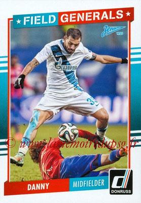 2015 - Panini Donruss Soccer - N° FG01 - DANNY (FC Zenit) (Field Generals)