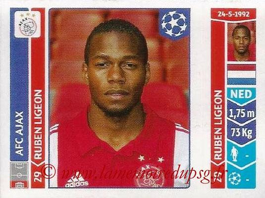 2014-15 - Panini Champions League N° 466 - Ruben LIGEON (AFC Ajax)